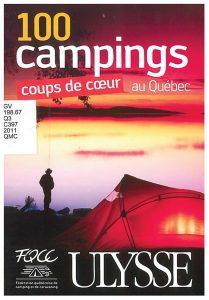 100 campings coups de coeur au Québec