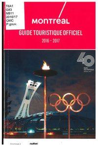 Montréal : guide touristique officiel