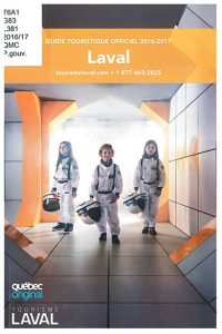 Laval : guide touristique officiel