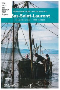 Guide touristique officiel 2016-2017 Bas-Saint-Laurent