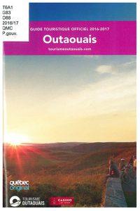 Outaouais : guide touristique officiel