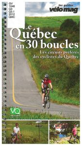 Le Québec en 30 boucles : les circuits préférés des cyclistes du Québec