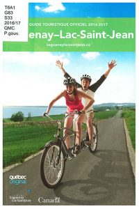 Saguenay-Lac-Saint-Jean : guide touristique officiel
