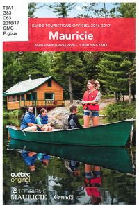 Mauricie : guide touristique officiel