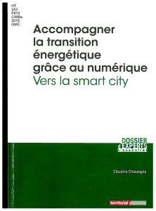 Accompagner la transition énergétique grâce au numérique: vers la smart city